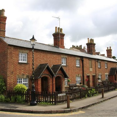 Almshouses, Rugby Road, Dunchurch