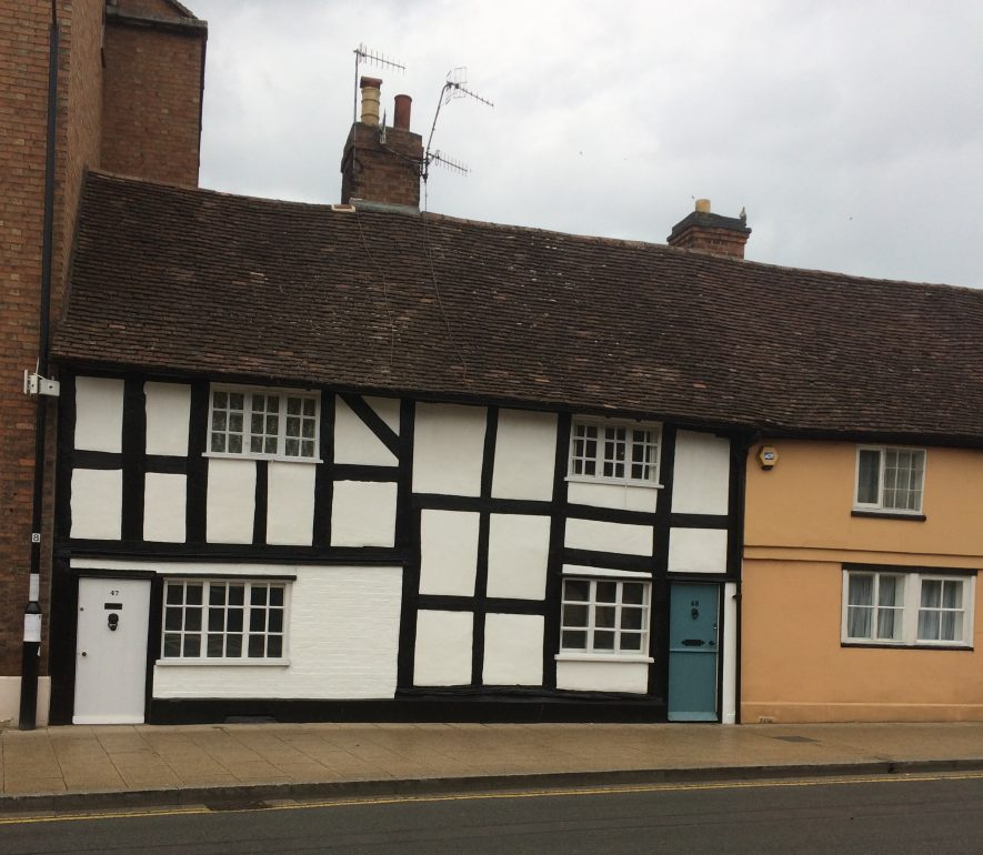 Stag's Head public house, 49 Rother street, Stratford upon Avon, 2019. | Image courtesy of William Arnold
