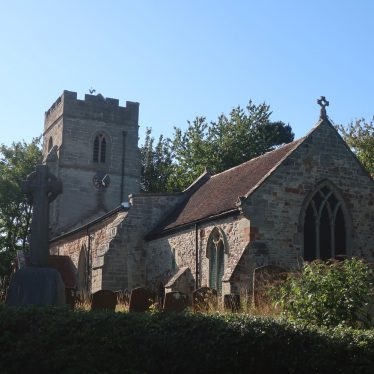 Church of St Gregory, Offchurch