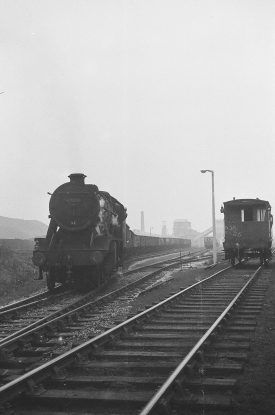 Shunting the sidings of Kingsbury colliery   Image courtesy of David Cull