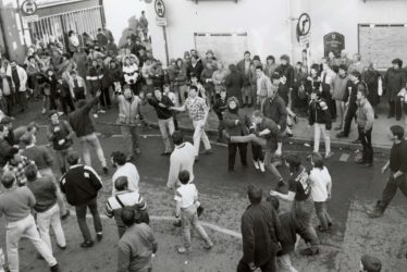 The Atherstone Ball Game