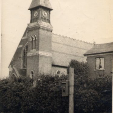 19th Century Chapel, Lewis Road, Radford Semele, c.1914 | From the Stocker Family Collection