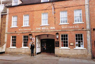 Shipston on Stour.  The Bell Inn