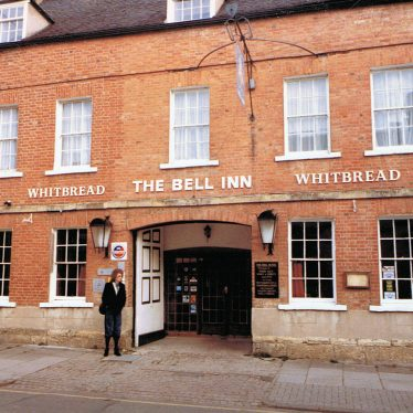 Shipston on Stour.  The Bell Inn