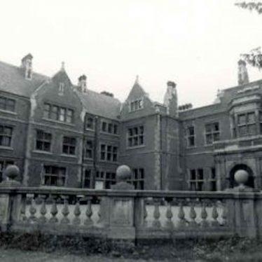 Caldecote Hall, Caldecote