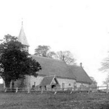 Church of All Saints, Preston Bagot