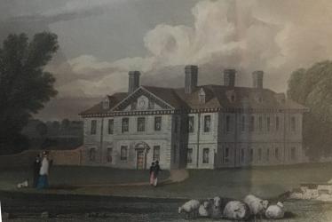Stratford-upon-Avon.  Clopton House