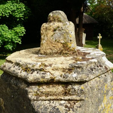 Cross in Wixford Churchyard   Robert Caldicott