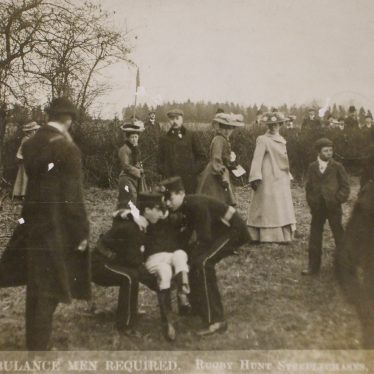 Rugby's Lost Racecourse