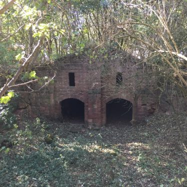 The House Underground, Baxterley Hall Park, nr Atherstone