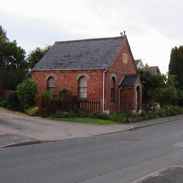 Wesleyan Chapel, Main Street, Willoughby. | Image courtesy of Peter Malin