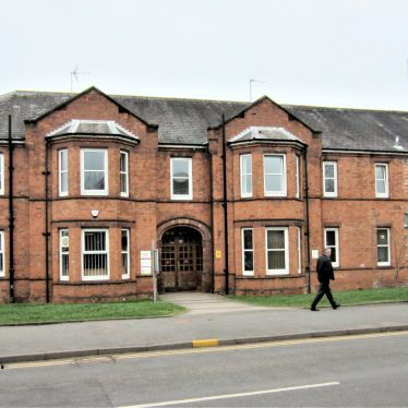 Site of Warwick Union Workhouse, Lakin Road, Warwick