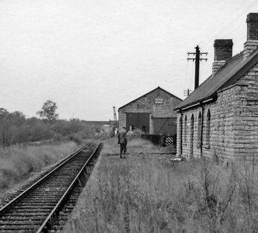 Site of Binton Railway Station