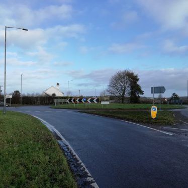 Site of Toll House on Southam Rd/Fosse Way