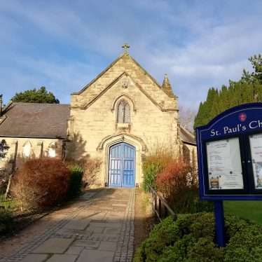 Church of St Paul, Warwick