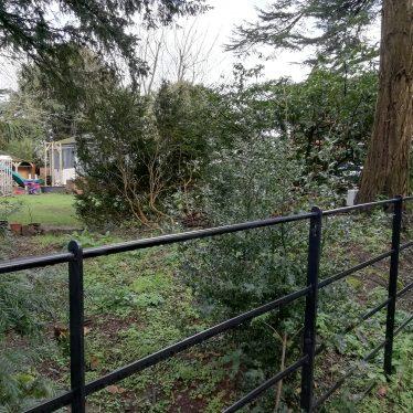 Radford Hall garden, Radford Semele, Warwick
