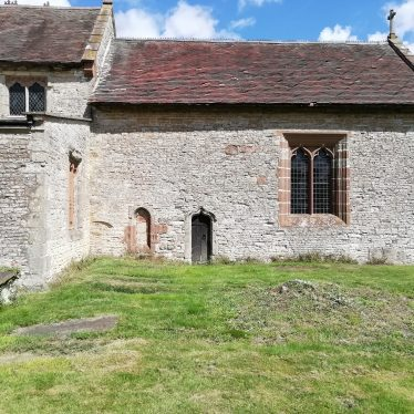 Site of possible minster church, Ufton
