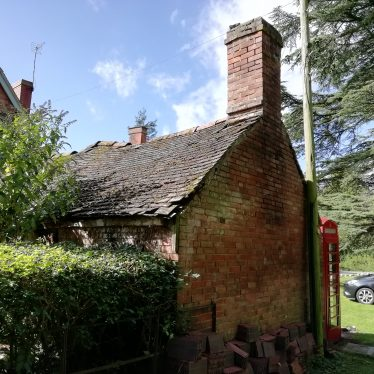 Imperial forge at Newbold Pacey