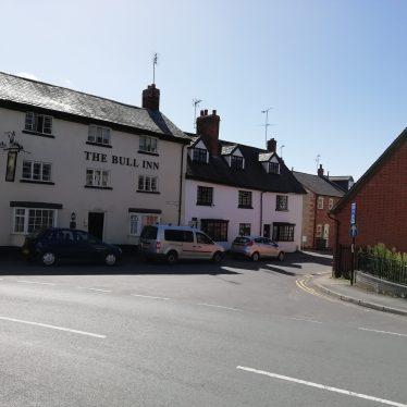 Turnpike Road from Warwick to Northampton via Southam