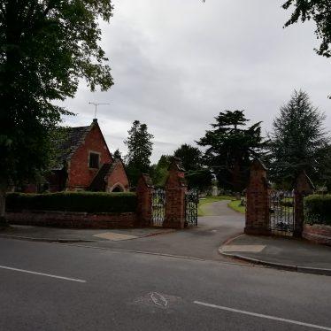 Cemetery, Brunswick Street