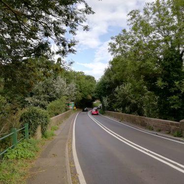 Chesford Bridge, 2020   Image courtesy of Gary Stocker