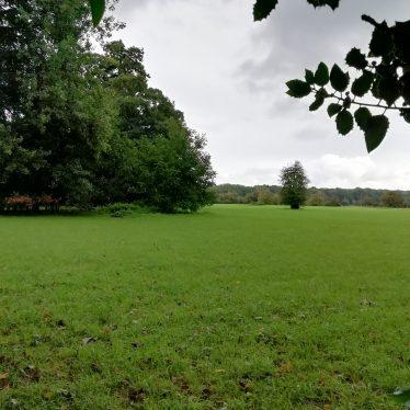 Ufton Rectory garden, Ufton