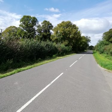 Anglo-Saxon routeway between Stratford and Loxley