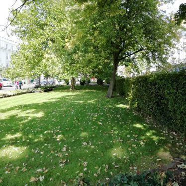 Euston Place Gardens, Leamington Spa
