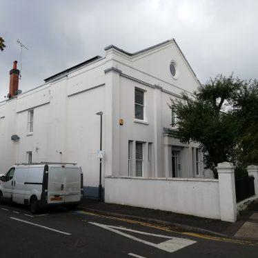 Wesleyan Reform Chapel, Clarendon Street, Leamington Spa