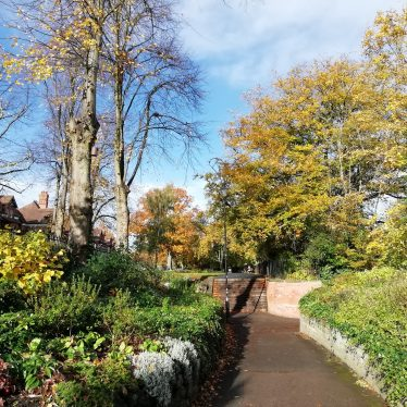 York Promenade, Leamington Spa