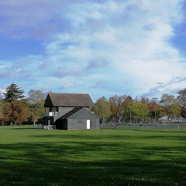 Victoria park, public park, Leamington Spa