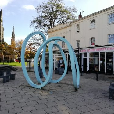 Site of Lord Aylesford's Well, Leamington Spa