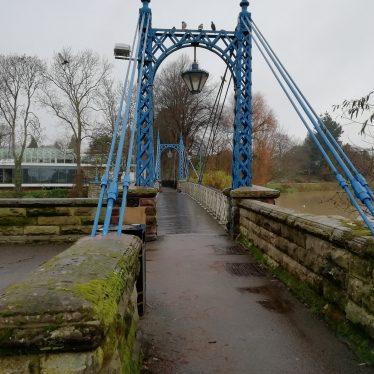 Mill Bridge, Mill Gardens/Jephson Gardens