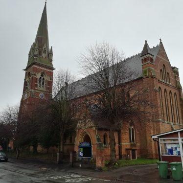 Church of St John the Baptist, Tachbrook Street, Leamington Spa