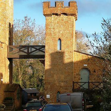 The Gatehouse, Castle Inn, Radway