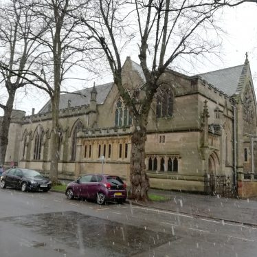 Holy Trinity Church, Beauchamp Avenue, Leamington Spa
