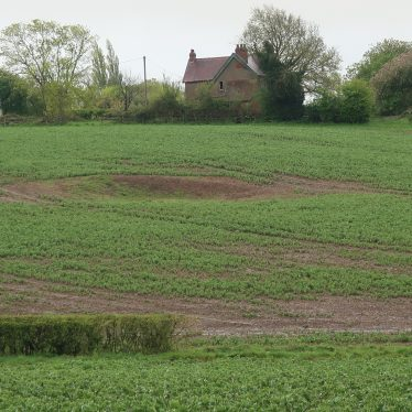 Stone Pit North West of Findle Farm