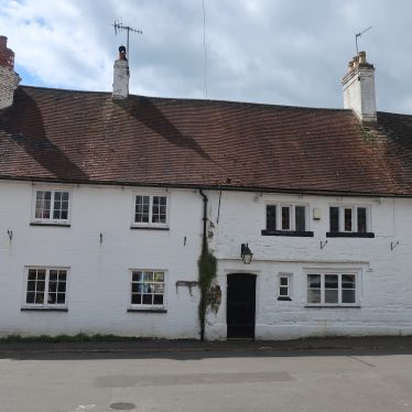 Site of Rose and Crown Inn, Market Square, Kineton