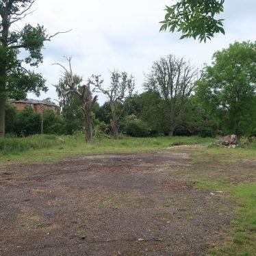 Ettington vicarage garden