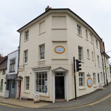 Site of Castle Arms Inn, Smith Street, Warwick
