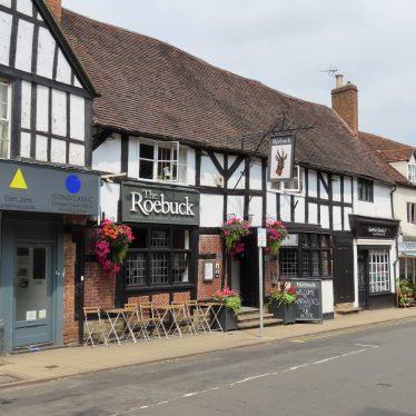 Roebuck Inn, Smith Street, Warwick