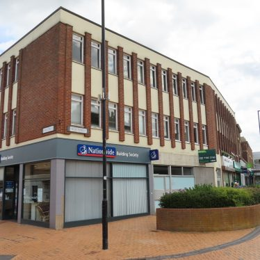 Site of Shoulder of Mutton Public House, High Street, Bedworth