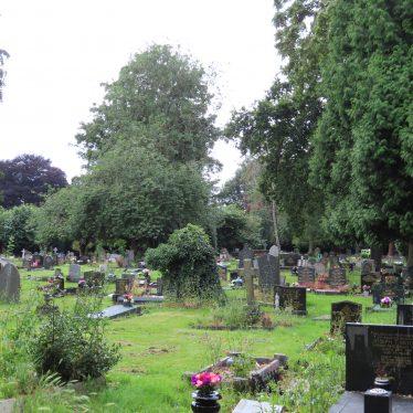 Bedworth Cemetery, Bedworth