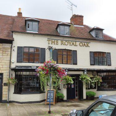 Royal Oak Inn, High Street, Alcester