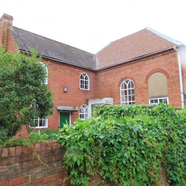 Site of RB Building at Baptist Chapel, Meeting Lane, Alcester.