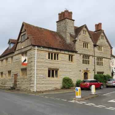 Site of Old Falcon Inn, High Street, Bidford on Avon