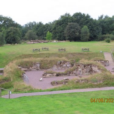 Modern Features found adjacent to Baginton Castle | Image courtesy of Gary Stocker.