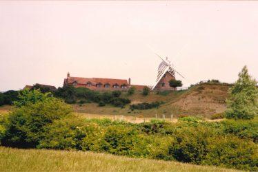Napton on the Hill.  Windmill
