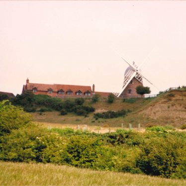 Napton on the Hill.  Windmill