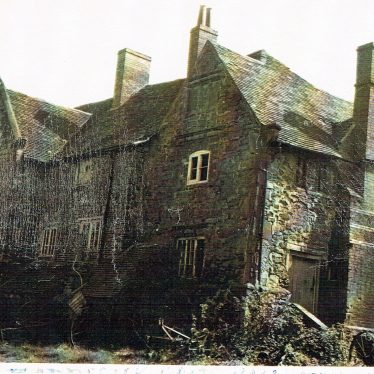 Baddesley Old Hall